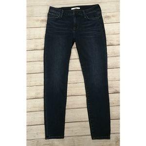 Sam Edelman Kitten Mid Rise Skinny Ankle Jeans